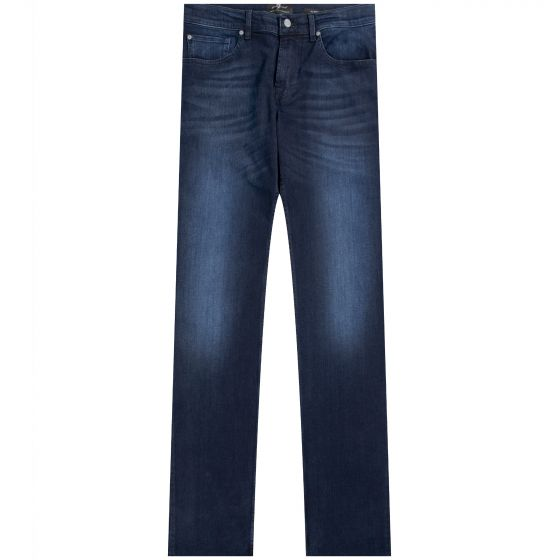 7 Jeans 'Luxe Performance' Jeans Dark Blue Wash