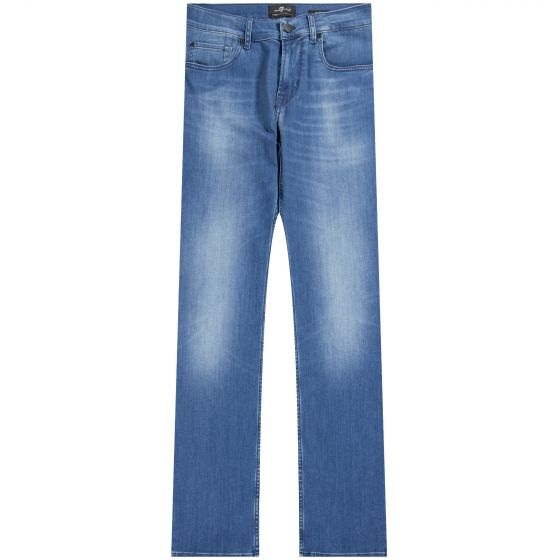 7 Jeans Luxe Perf Ronnie Jean Rinse Blue