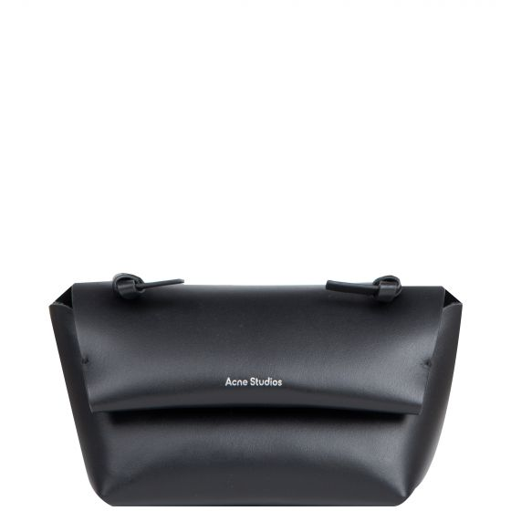 Acne Studios 'Knotted Strap' Purse Black