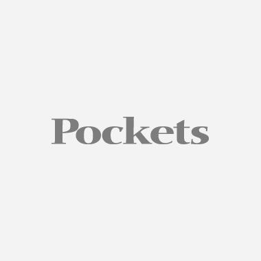Acne Studios Logo Print Canvas Tote bag Biege