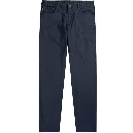 Armani 'J06' 5 Pocket Jean Navy