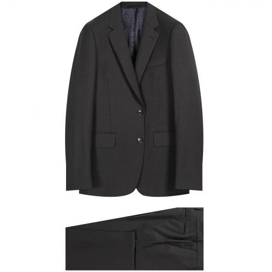 Paul Smith 'A Suit To Travel In' Charcoal