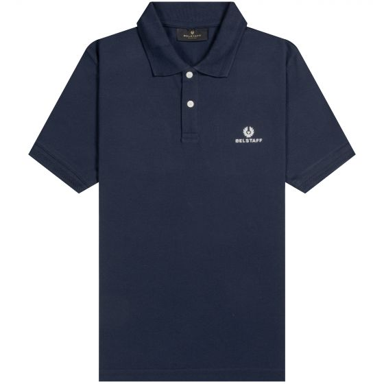 Belstaff  'Classic' Polo Navy