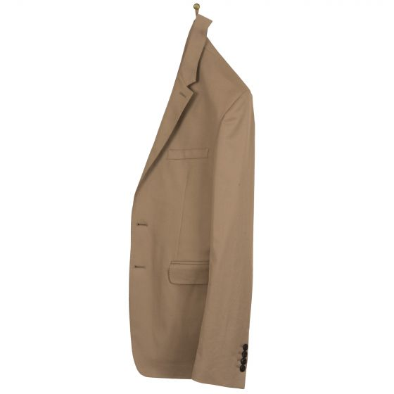 Burberry Casual 2-Button Sports Jacket Camel