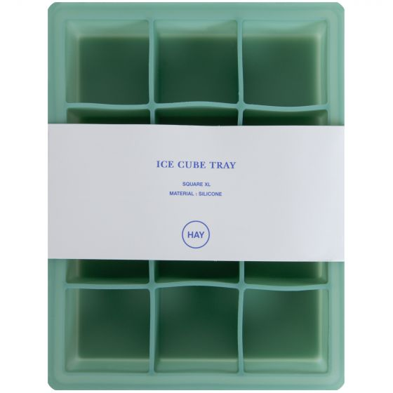 HAY 'Ice Cube' Tray Teal Blue