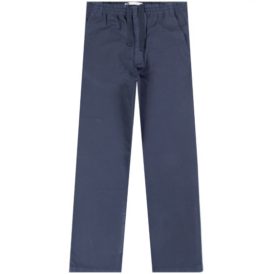 Norse Projects 'Evald Canvas' Work Pants Navy