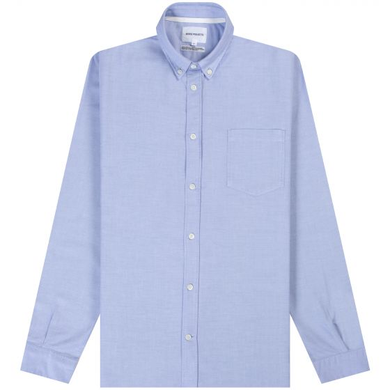 Norse Projects 'Anton Oxford' Shirt Pale Blue