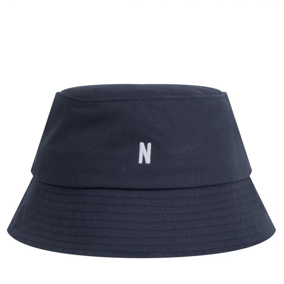 Norse Projects 'Twill Bucket Hat' Navy