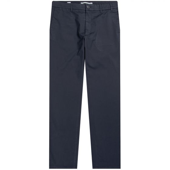 Norse Projects 'Aros' Slim Light Stretch Chinos Navy