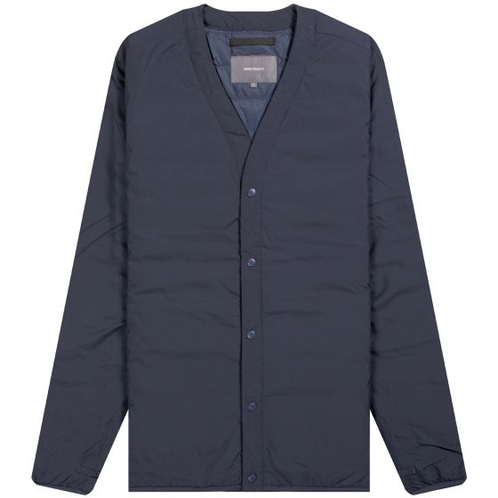 Norse Projects 'Otto Light' WR Bomber Jacket Navy