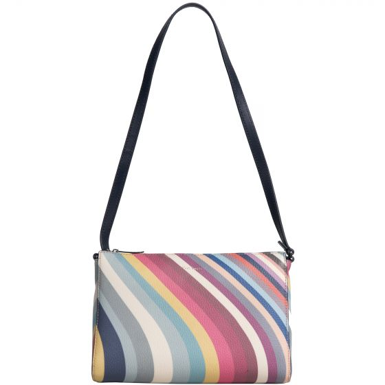 Paul Smith Ladies Pochette Bag Swirl