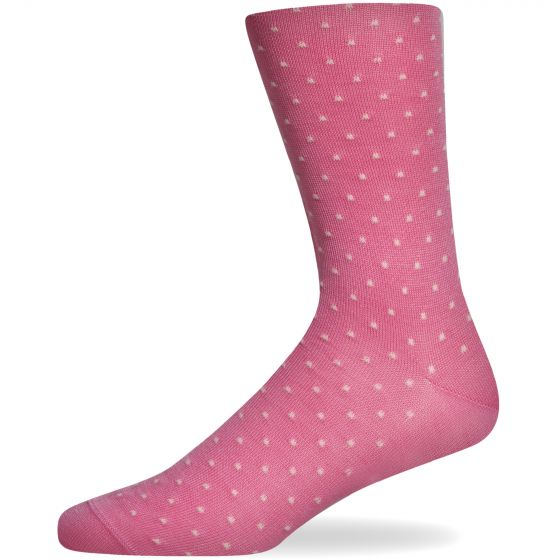 Paul Smith Pin Dot Sock Pink