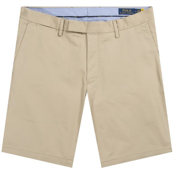 Ralph Lauren Slim Fit Chino Short Khaki