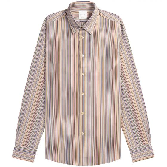 Paul Smith Signature Stripe Classic Shirt Multi