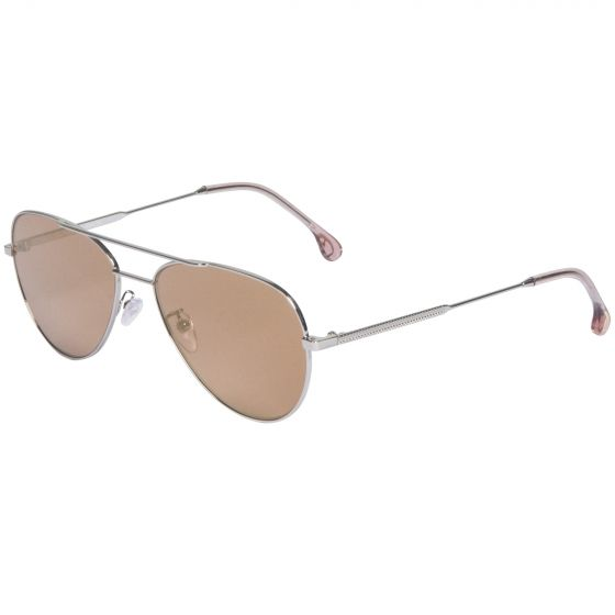 Paul Smith Angus Sunglasses Silver And Rose Crystal