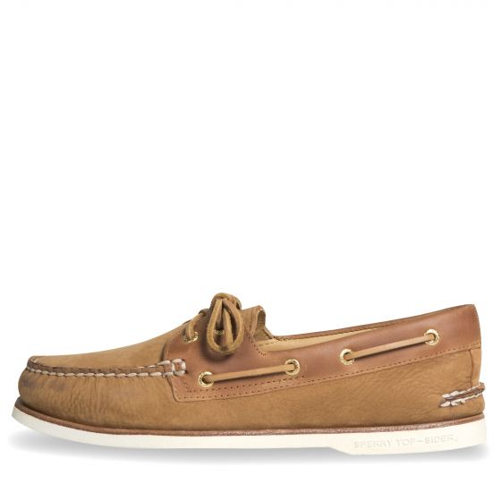 Sperry Gold Cup Seaside Boat Shoe Twig