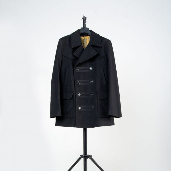 RE-POCKETS VIVIENNE WESTWOOD 'DOUBLE BREASTED' PEACOAT