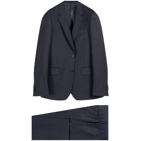 Paul Smith A Suit To Travel In Navy