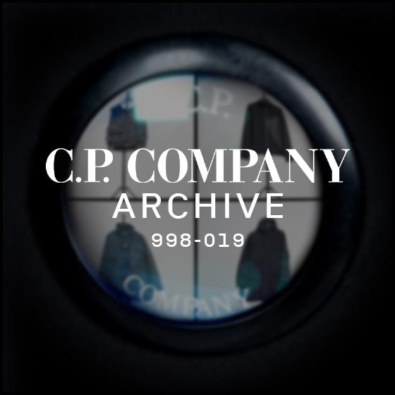 C.P. COMPANY ARCHIVE
