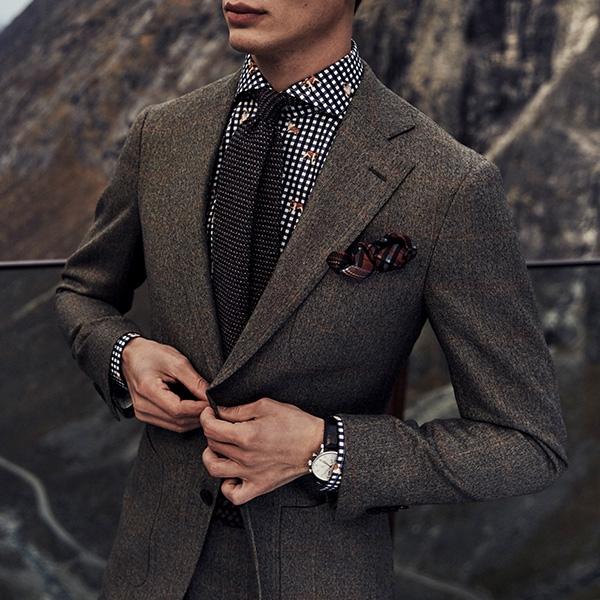 fitting blazer